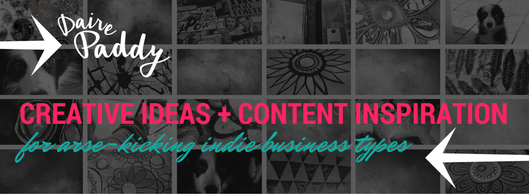Creative ideas + content inspiration